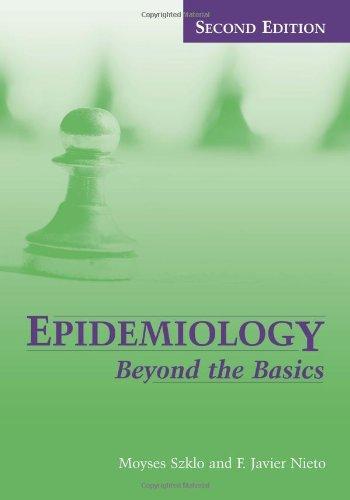 9780763729271: Epidemiology: Beyond the Basics