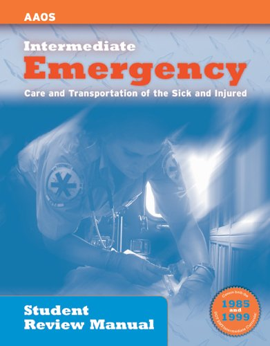 Emergency care sick injured abebooks intermediate emergency care and transportation of the lorri johnston julie fandeluxe Images