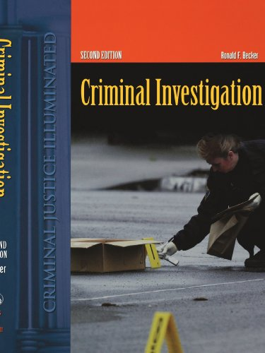 9780763731687: Criminal Investigation, Second Edition: A Contemporary Perspective (Criminal Justice Illuminated)