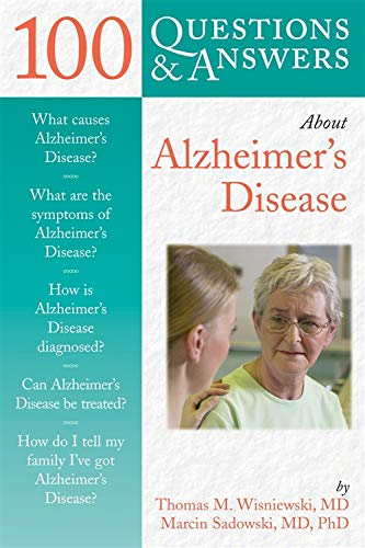 9780763732547: 100 Questions & Answers About Alzheimer's Disease