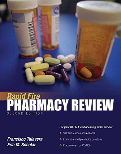 9780763734190: Rapid Fire Pharmacy Review