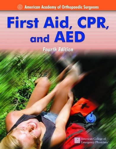 9780763734848: First Aid, CPR, And AED