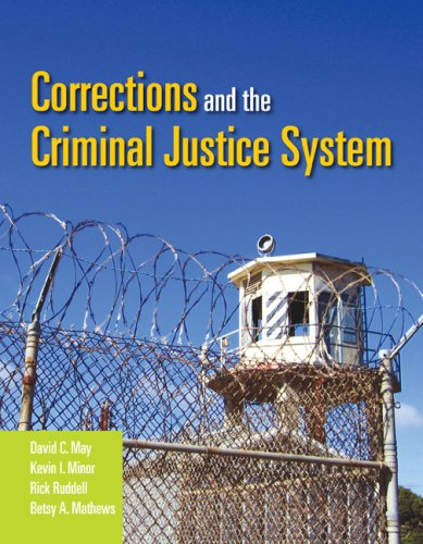 9780763735005: Corrections And The Criminal Justice System