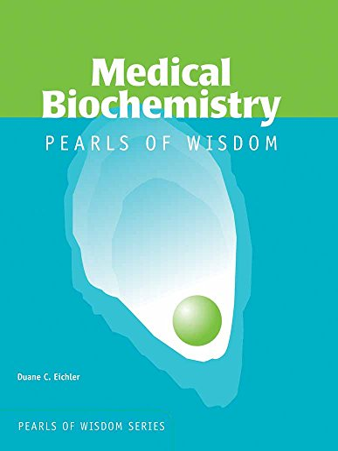 9780763735258: Medical Biochemistry: Pearls Of Wisdom (Pearls of Wisdom (Jones and Bartlett))