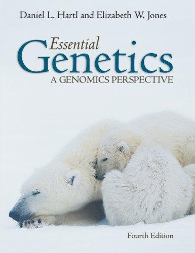 9780763735272: Essential Genetics