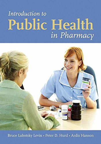 9780763735395: Introduction to Public Health in Pharmacy