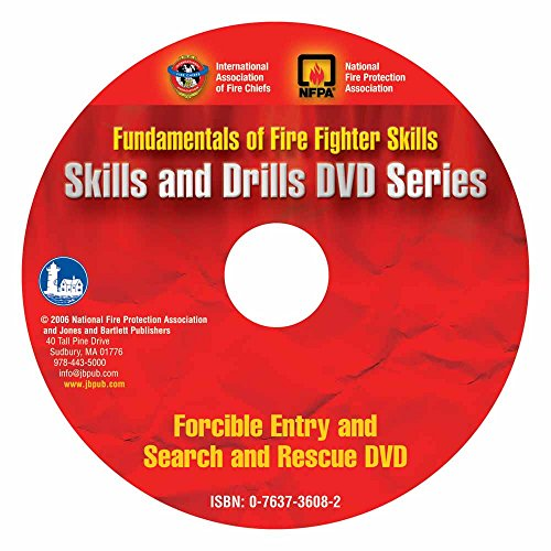 Forcible Entry And Search And Rescue DVD: Iafc