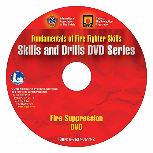 Fire Suppression DVD: Iafc