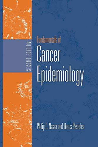 9780763736187: Nasca, P: Fundamentals of Cancer Epidemiology