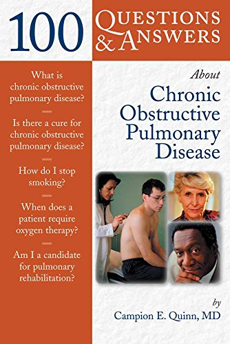 9780763736385: 100 Questions & Answers About Chronic Obstructive Pulmonary Disease (COPD)