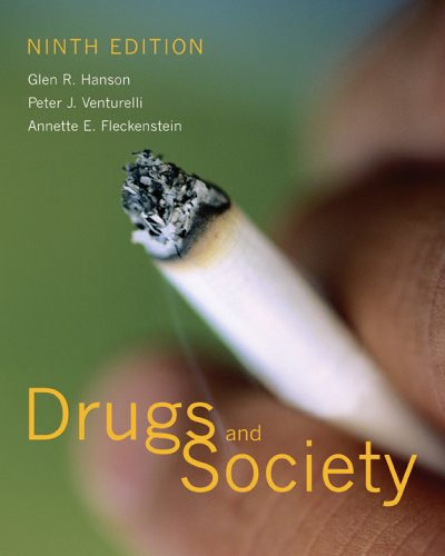 9780763737320: Drugs & Society