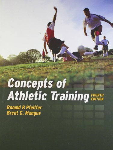 9780763737450: Concepts of Athletic Training