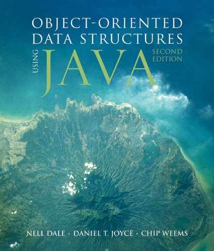 Object-oriented Data Structures Using Java: Nell B. Dale,