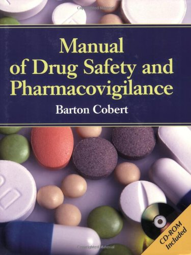 9780763738891: Manual of Drug Safety And Pharmacovigilance