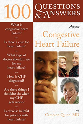 9780763738976: 100 Questions & Answers About Congestive Heart Failure