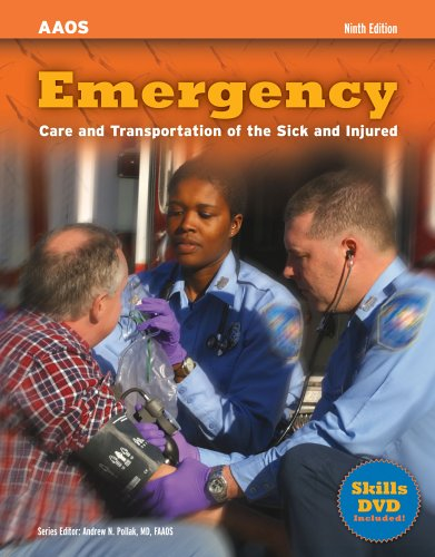 9780763739027: Emergency Care and Transportation of the Sick and Injured