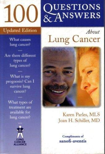 9780763739355: 100 Questions & Answers About Lung Cancer