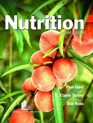 9780763739379: Nutrition Textbook with Note Taking Guide ] 2005 Dietary Guidelines