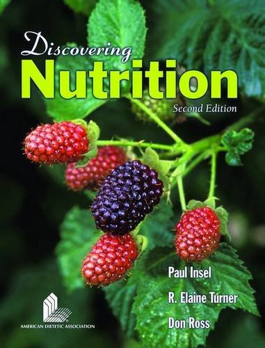 9780763739577: Discovering Nutrition: Discovering Nutrition with Student Study Guide Student Study Guide