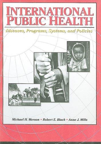 9780763740085: International Public Health
