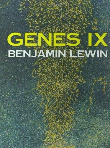 9780763740634: Genes IX
