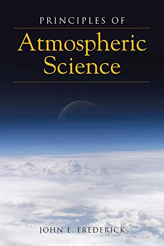 9780763740894: Principles of Atmospheric Science