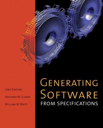 9780763741242: Generating Software From Specifications