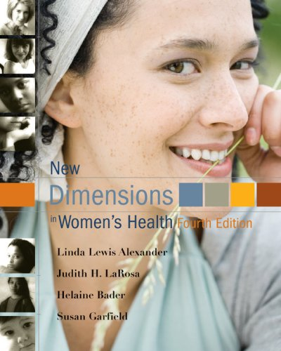 9780763741471: New Dimensions in Women's Health, Fourth Edition
