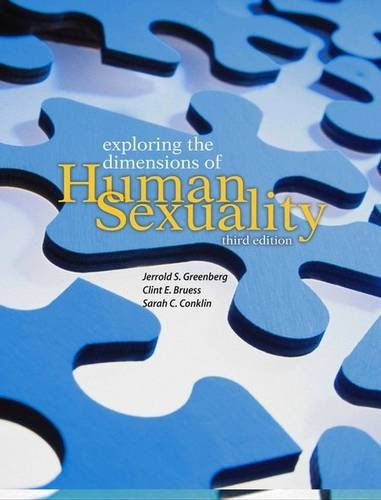 9780763741488: Exploring The Dimensions Of Human Sexuality