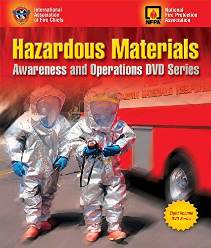 9780763742058: Hazardous Materials: Awareness and Operations DVD Series