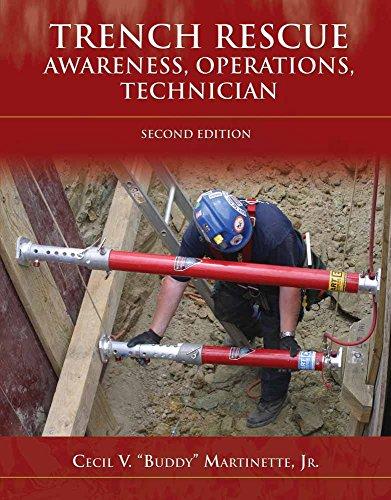 Trench Rescue: Awareness, Operations, Technician: Martinette Jr., Cecil