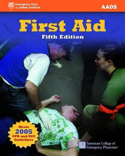 9780763742447: First Aid
