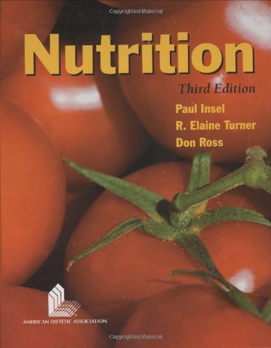 Nutrition 9780763742522 Nutrition, Third Edition, fully integrates MyPyramid and the 2005 Dietary Guidelines. The Third Edition is current, accurate, and offers a balanced presentation of behavioral change and the science of nutrition. It covers topics and issues that concern students and encourages them to actively participate and think about how the material they're reading relates to their own lives. Nutrition, Third Edition, covers important biological and physiological phenomena, including emulsification, glucose regulation, digestion and absorption, and fetal development as well as familiar topics such as nutritional supplements, weight management, and exercise.