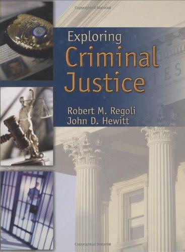 9780763742843: Exploring Criminal Justice