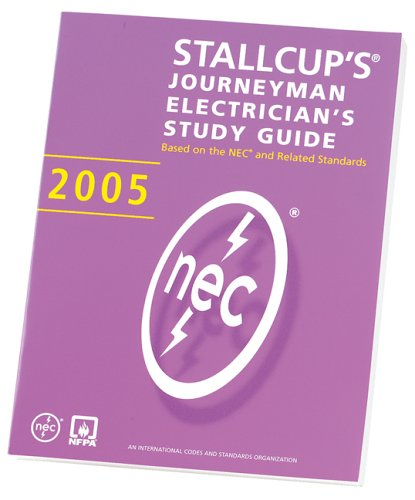 9780763743710: Stallcups Journeyman Electrician's Study Guide 2005