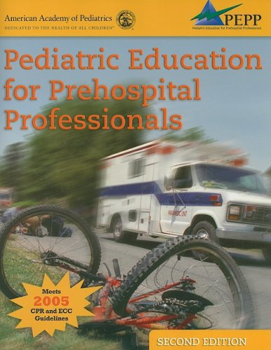 9780763743734: Pediatric Education For Prehospital Professionals (PEPP)