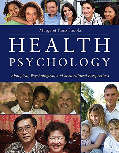 9780763743826: Health Psychology: Biological, Psychological, And Sociocultural Perspectives
