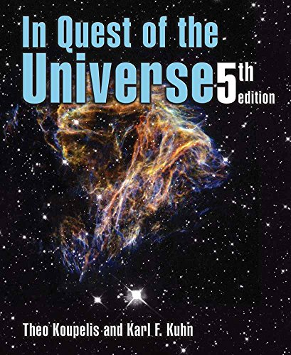 9780763743871: In Quest of the Universe, Fifth edition