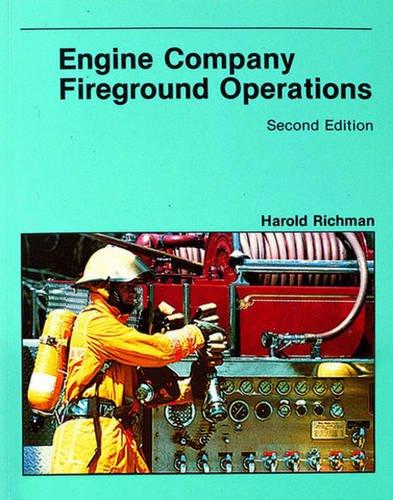 9780763743987: Engine Company Fireground Operations, 2e