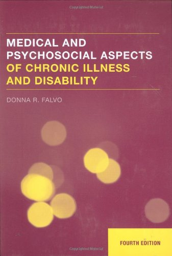 9780763744618: Medical and Psychosocial Aspects of Chronic Illness and Disability, 4th Edition
