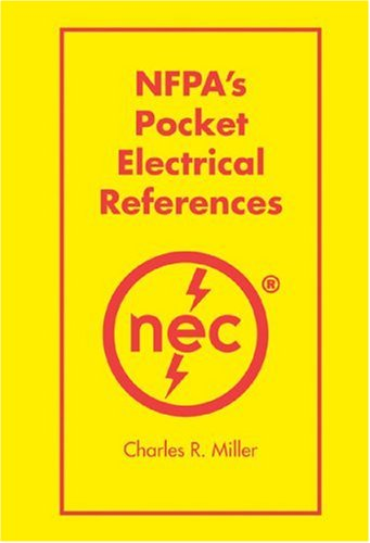 9780763744724: NFPA's Pocket Electrical References