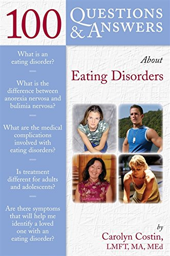 9780763745004: 100 Questions & Answers About Eating Disorders