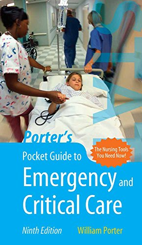 9780763745158: Porter's Pocket Guide to Emergency and Critical Care