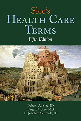 9780763746155: Slee's Health Care Terms