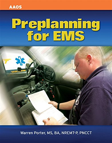 9780763746612: Preplanning for EMS (Continuing Education)