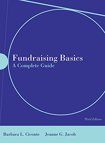 9780763746667: Fundraising Basics: A Complete Guide