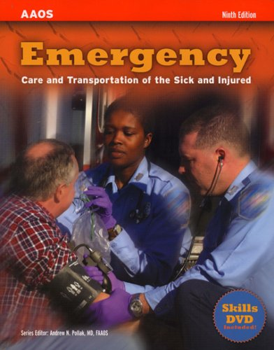 9780763747381: Emergency Care and Transportation of the Sick and Injured, Ninth Edition