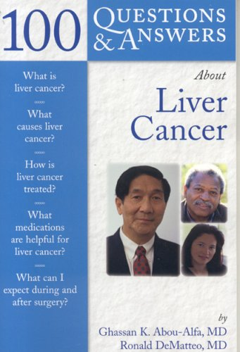 9780763747541: 100 Questions and Answers About Liver Cancer (Class Health)