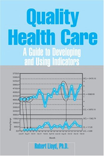 9780763748050: Quality Health Care: A Guide to Developing and Using Indicators