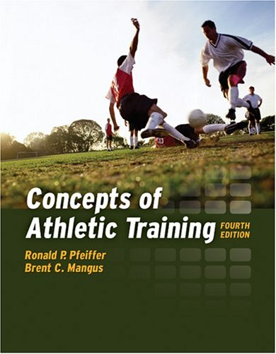 9780763748203: Concepts of Athletic Training